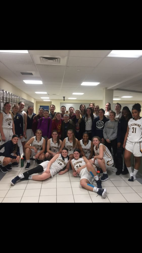 7th & 8th Grade Girls Basketball 1.12.18