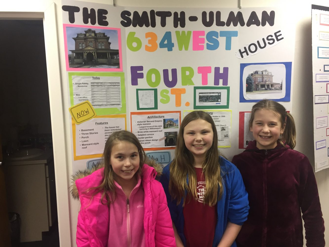 6th Grade Social Studies Millionairs Row Project