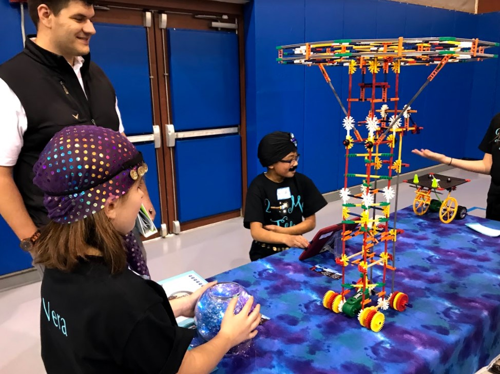 K'NEX STEM Demonstration