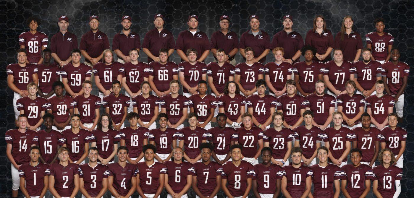 2018 HS Football Team