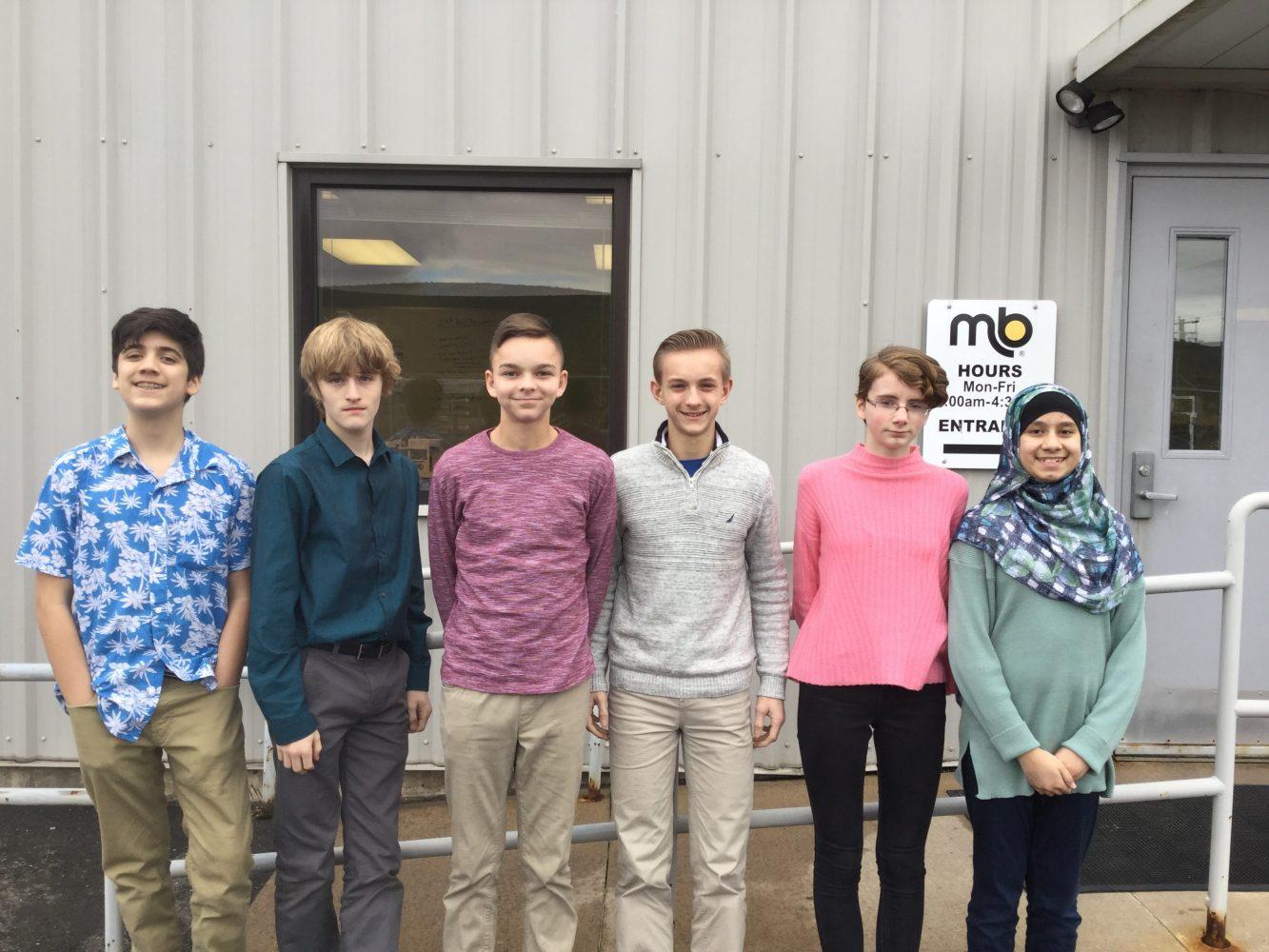 MS 7th Grade Manufacturing Design Class