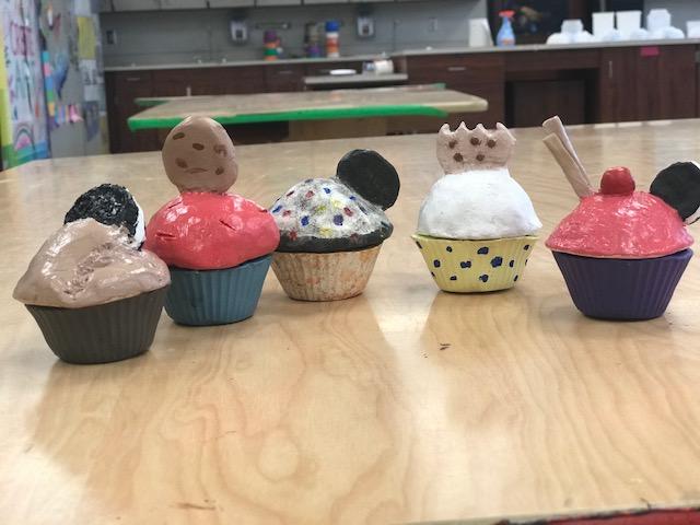 Mrs. Dincher's Art Class